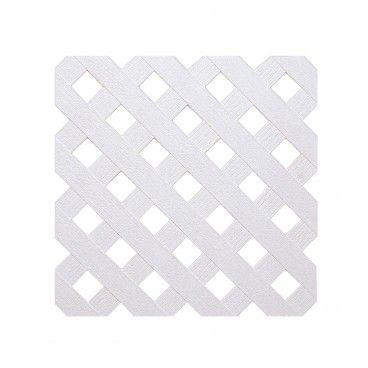 Painel de Rede em Plástico Malha 25x25