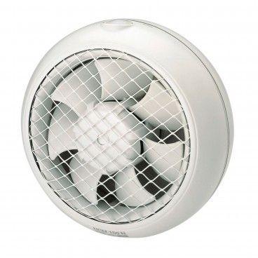 Ventilador Helicoidal de Vidro/Parede S&P HCM-180 N