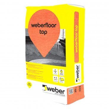 Weber Floor Top 25kg