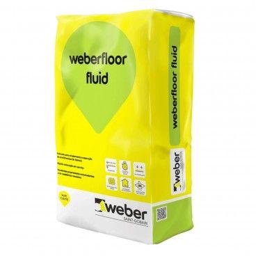 Weber Floor Fluid 25kg