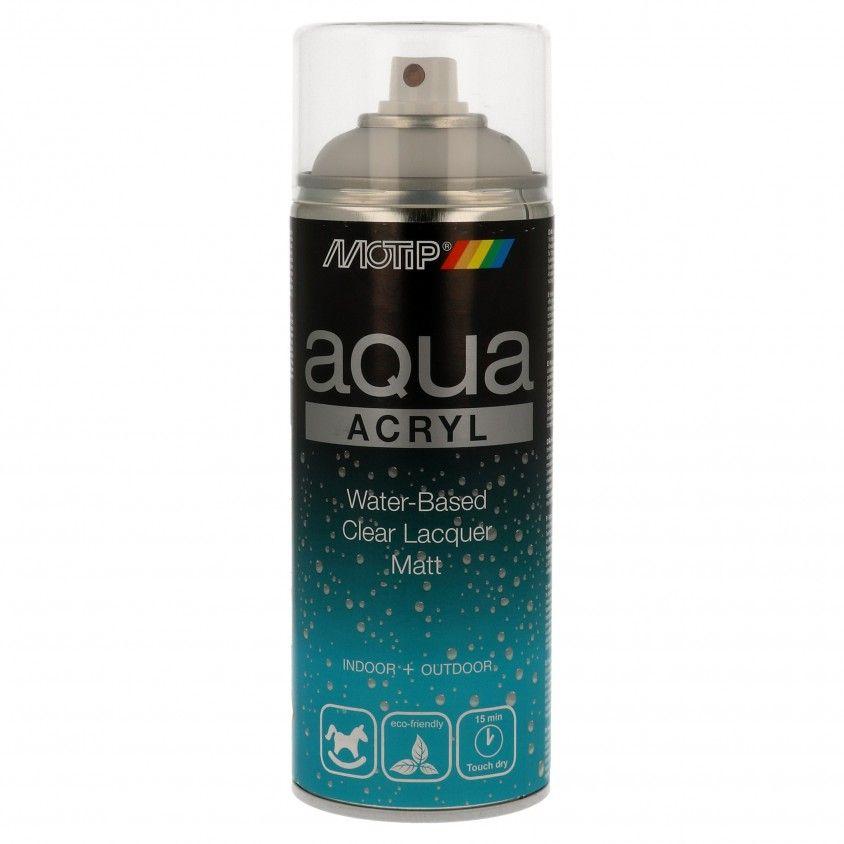 Spray Aqua Verniz Motip 400ml