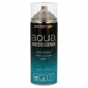 Spray Aqua Verniz Motip 400ml