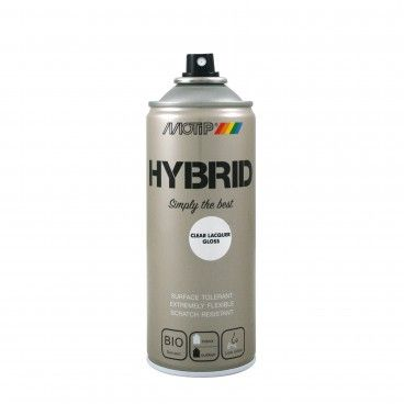 Spray Hybrid Verniz Motip 400ml