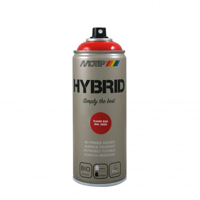 Spray Hybrid Brilhante Motip 400ml