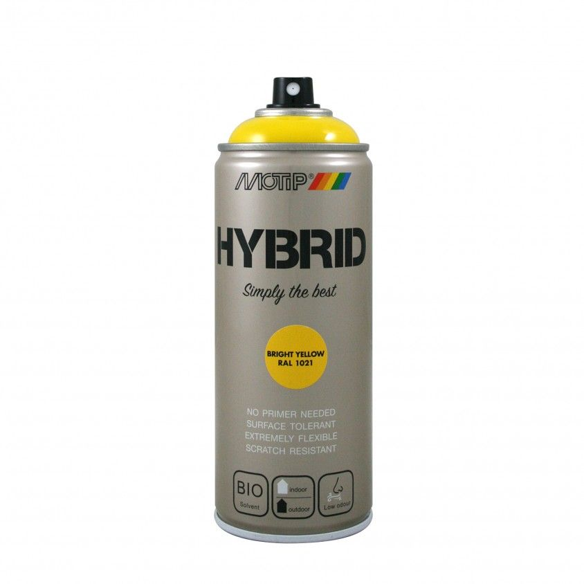 Spray Hybrid Brilhante Motip 400ml