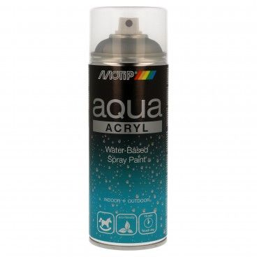 Spray Aqua Acetinado Motip 400ml