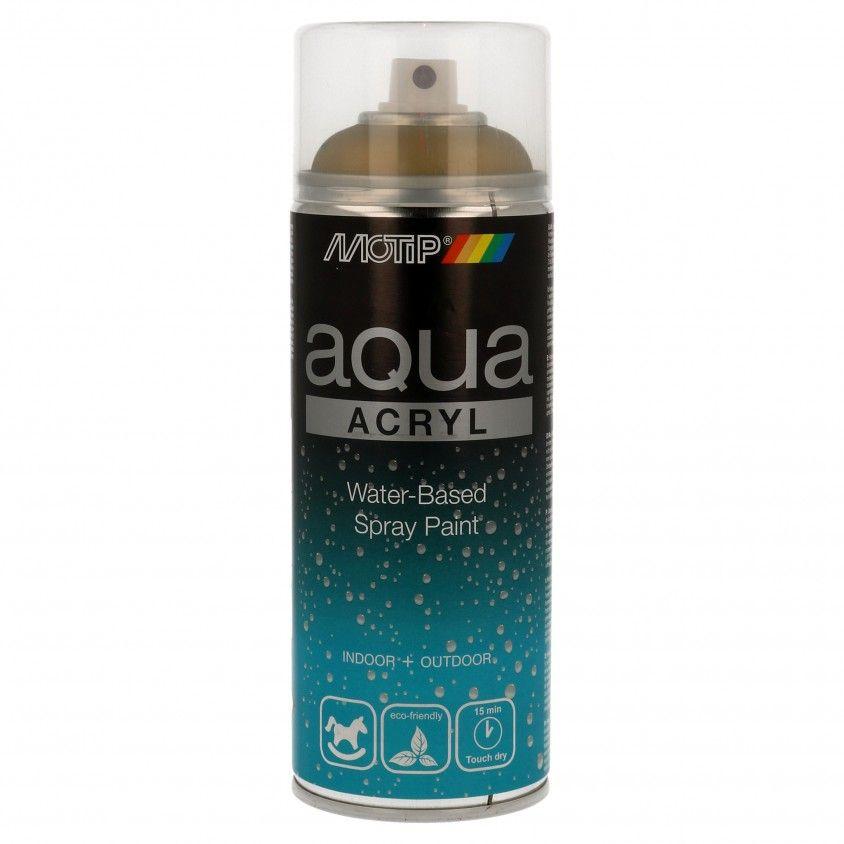Spray Aqua Acetinado Motip 400ml