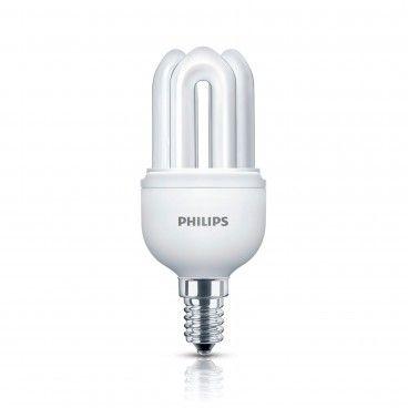 Lâmpada Genie Phillips 8W 425Lm 2700K