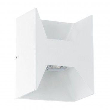 EGLO MORINO APLIQUE EXT LED 2x2,5W BRANCO