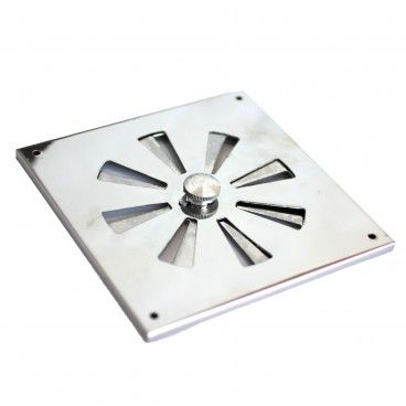 Ventilador Metálico Regulável  em Inox