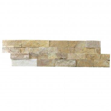 Pedra Natural Branco / Bege / Castanho 15x55