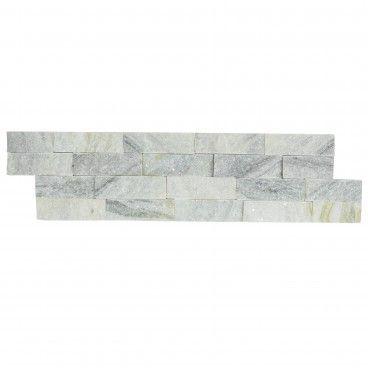 Pedra Natural Cinza / Azul 15x55
