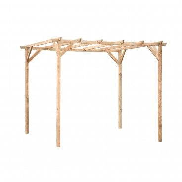 Kit Pérgola Catral 3x2.5
