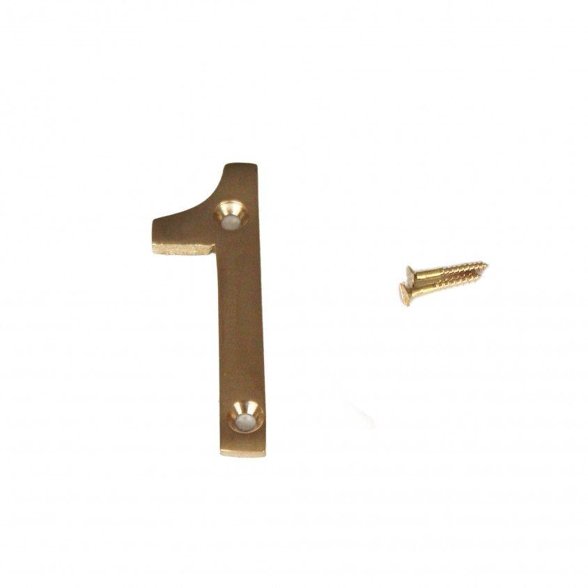 Número para Porta 1