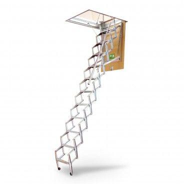 Escada de Sotão Pantógrafo
