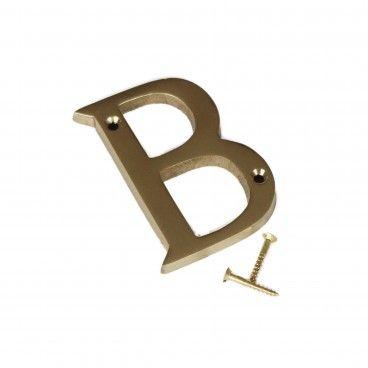 Letra para Porta B
