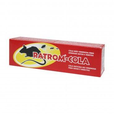 Cola para Pegar Ratos 135gr