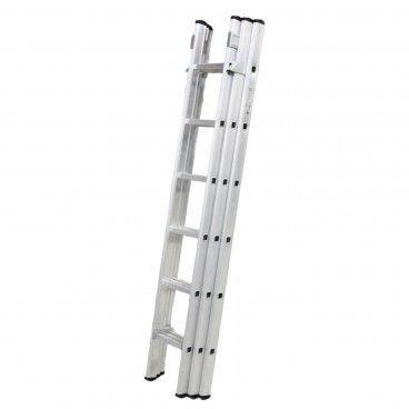 Escada Tripla de Alumínio