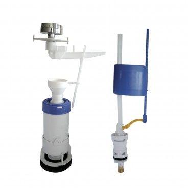 Kit Descarga para Entrada de Água Inferior Oli