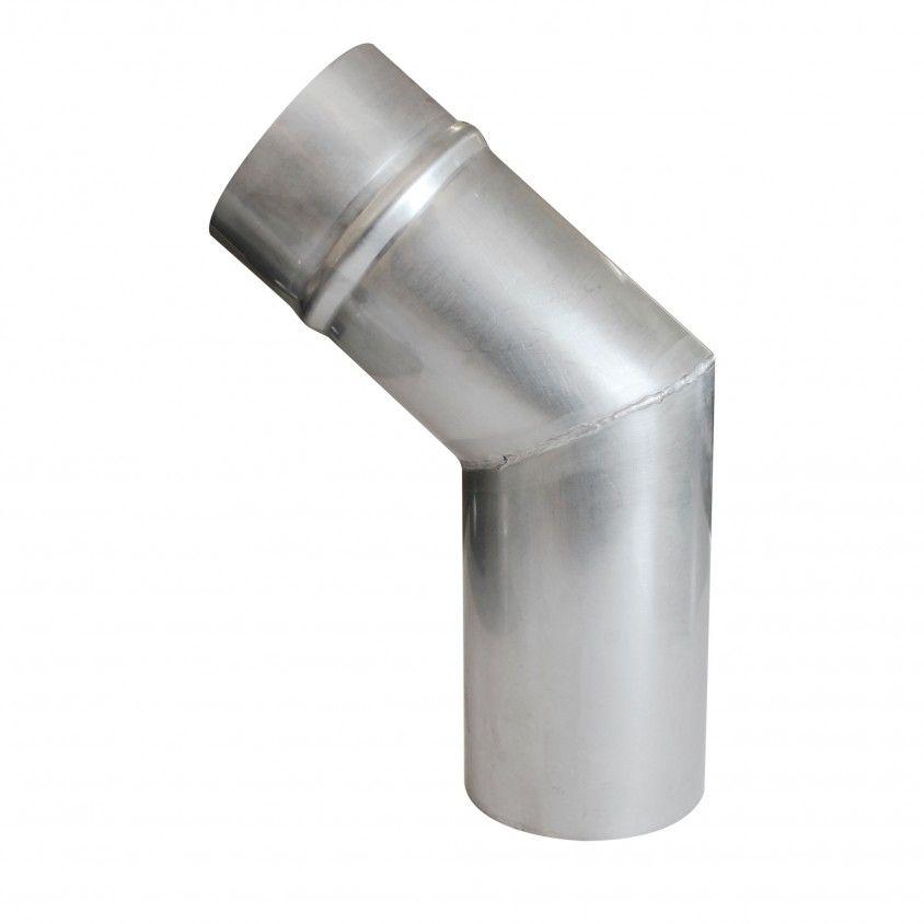 Curva Inox Ø95mm a 45º
