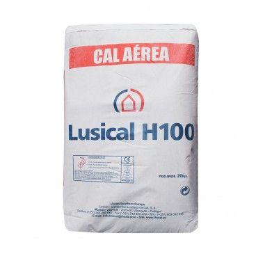 Cal Hidráulica Lusical 20 kg