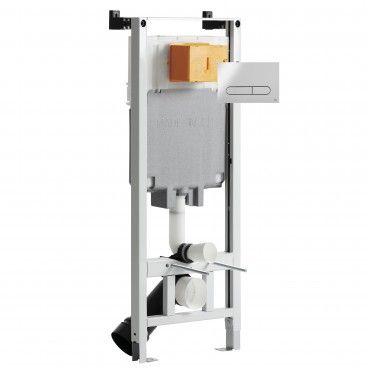 Estrutura Sanita Oli 80 Mecânico Sanitarblock + Bound Cromado