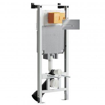 Estrutura Sanita Oli 80 Mecânico Sanitarblock + Iplate Cromado