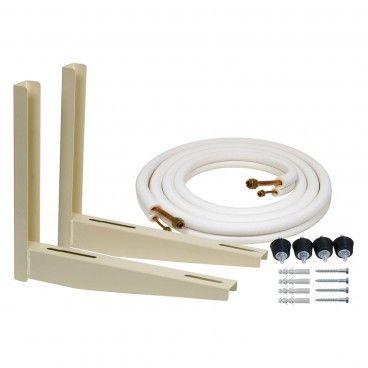 Kit de Instalação para Ar Condicionado 1/4``-1/2``