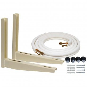 Kit de Instalação para Ar Condicionado 1/4``-3/8``