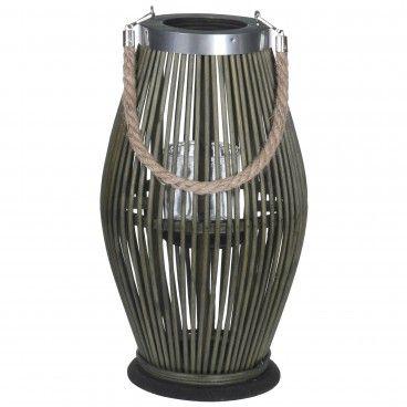 Lanterna em Bambu