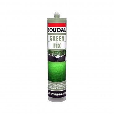 Cola para Relva Artificial Soudal Green Fix 290ml