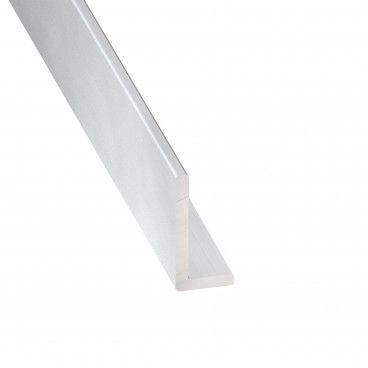 Cantoneira Desigual de Alumínio Anodizado 1m