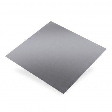 Chapa de Alumínio Bruto Liso 0,5mm