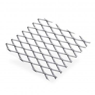 Chapa de Alumínio Bruto Grade 16x8mm