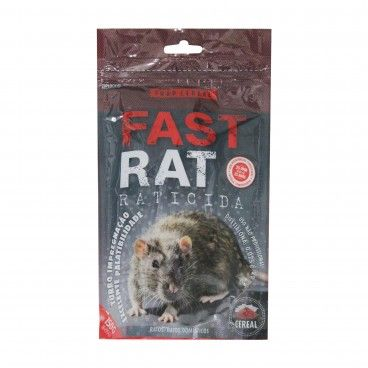 Raticida Cereal Fastrat 150g