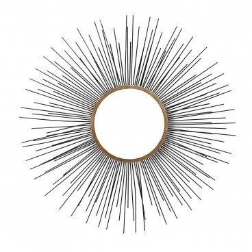 Espelho Redondo em Metal