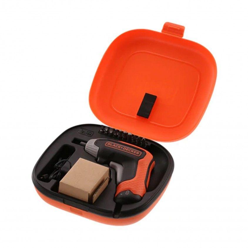 Aparafusadora 3.6V 1.5Ah Black&Decker BCF611CK-QW