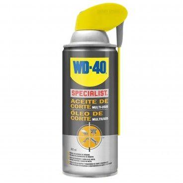 Óleo de Corte WD-40 Dupla Ação Spray 400ml