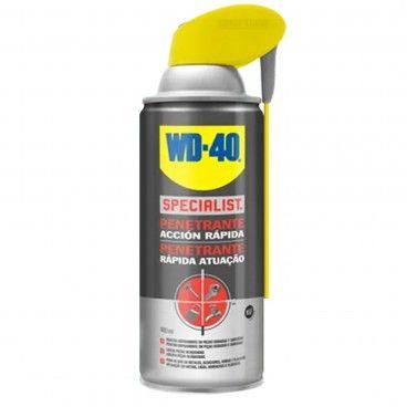 Lubrificante Penetrante WD-40 Dupla Ação Spray 400ml