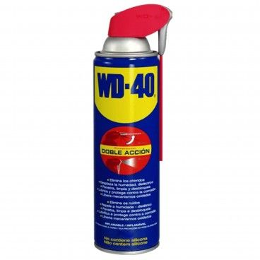 Lubrificante WD-40 Dupla Ação Spray