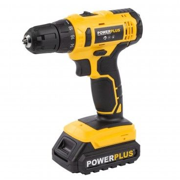 Berbequim Aparafusador 20V Powerplus POWX00500