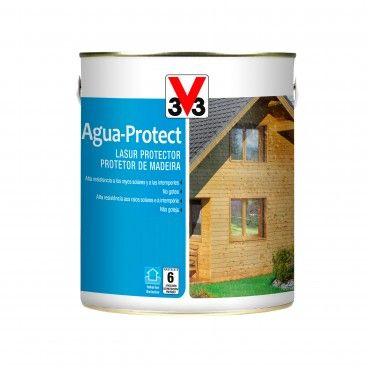 Protetor Decorativo Madeira V33 Agua Protect