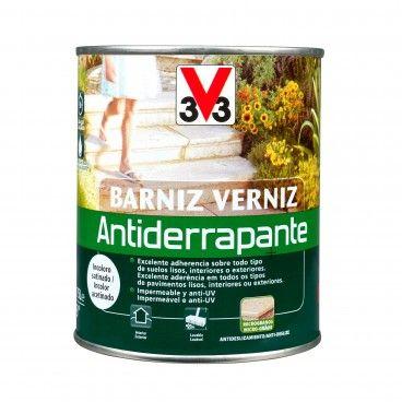 Verniz Antiderrapante V33