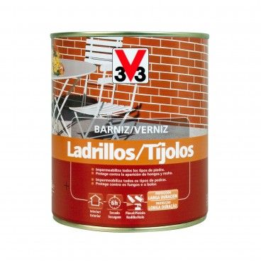 Verniz Exterior V33 Tijolos Incolor