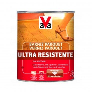 Verniz Parquet V33 Ultra Resistente Incolor