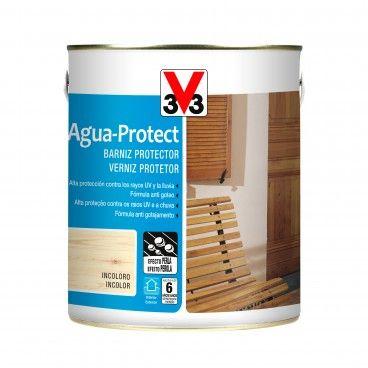 Verniz Exterior V33 Agua-Protect