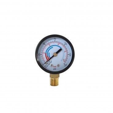 Manómetro Vertical para Motor 10kg