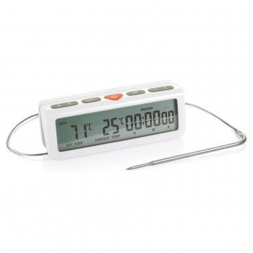 Termómetro Digital para Forno com Temporizador Tescoma Accura