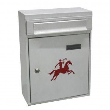 Caixa de Correio com Porta à Frente