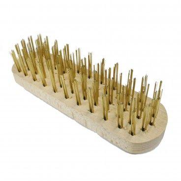Escova de Aço Retangular 5 Carreiras MF/95030G